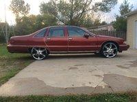 Picture of 1992 Chevrolet Caprice Classic, exterior