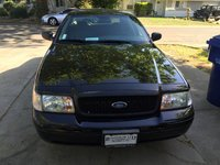 Picture of 2008 Ford Crown Victoria Police Interceptor, exterior, gallery_worthy