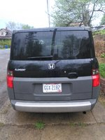 Picture of 2004 Honda Element DX AWD, exterior