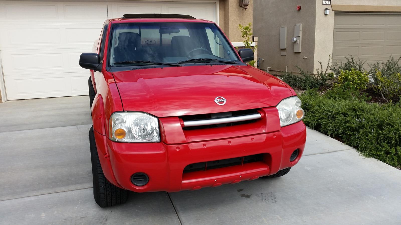 Nissan Frontier Desert Runner Supercharged >> 2003 Nissan Frontier - Overview - CarGurus