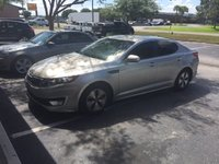 Picture of 2013 Kia Optima Hybrid LX, exterior
