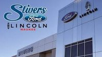 Stivers Ford Lincoln logo