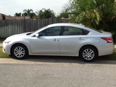 Picture of 2015 Nissan Altima 2.5 S
