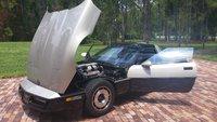 Picture of 1986 Chevrolet Corvette Coupe, exterior, engine
