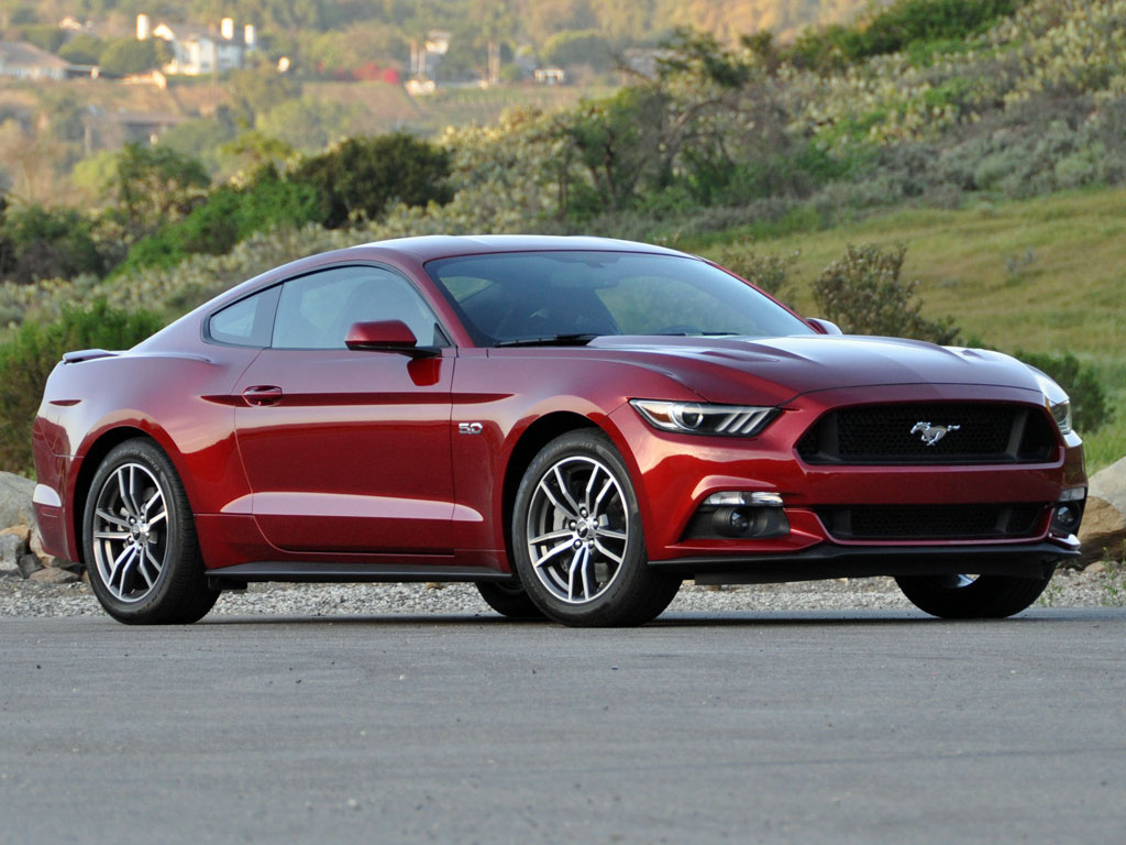 2015 ford mustang test drive review