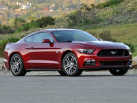 2015 Ford Mustang Picture Gallery