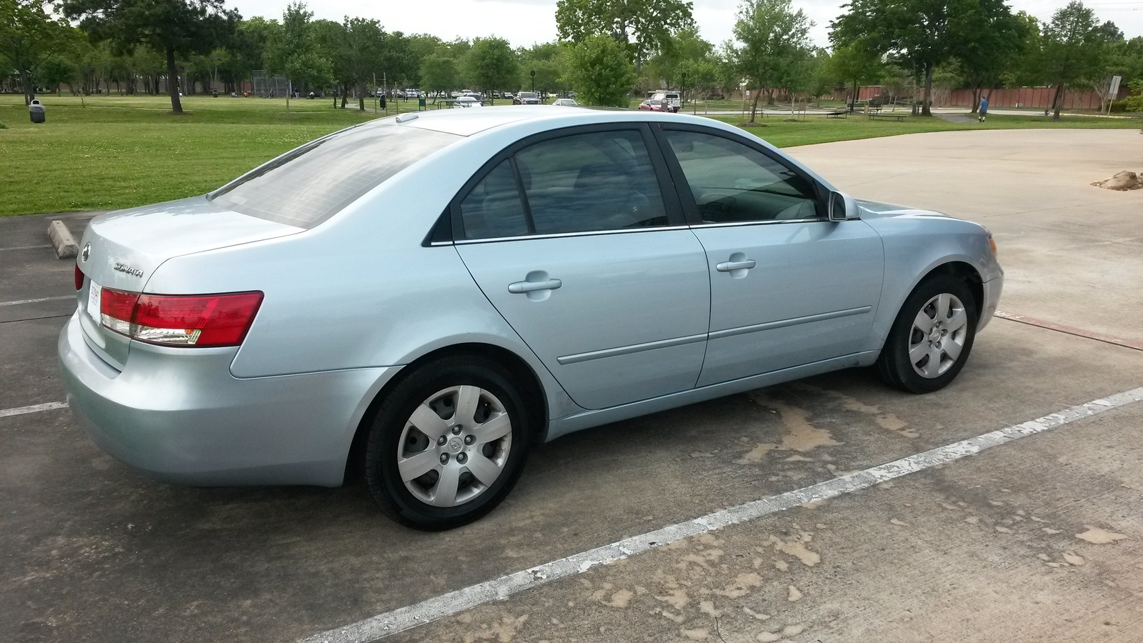 Picture of 2007 Hyundai Sonata