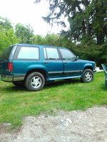 Picture of 1994 Ford Explorer 2 Dr Sport 4WD SUV, exterior