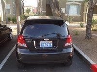 Picture of 2006 Chevrolet Aveo LT Hatchback, exterior