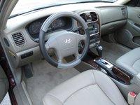 Picture of 2004 Hyundai Sonata GLS, interior