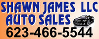 Shawn James LLC logo