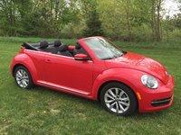 2015 Volkswagen Beetle, Front-quarter view, exterior