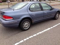 Picture of 1995 Dodge Stratus 4 Dr ES Sedan, exterior