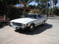 1984 Mercedes-Benz SL-Class Picture Gallery