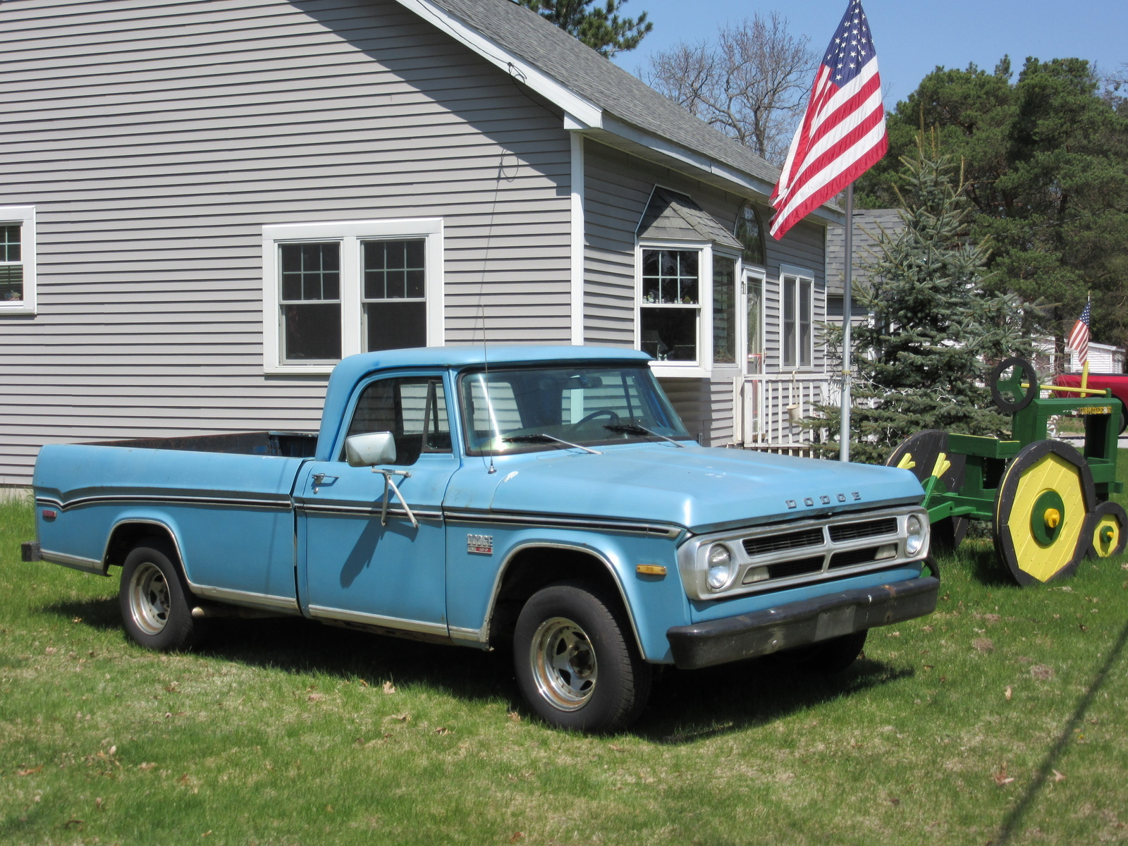 1970 Dodge D Series Test Drive Review Cargurus