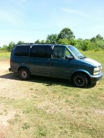 Picture of 1995 Chevrolet Astro CL Passenger Van Extended, exterior
