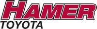 Hamer Toyota logo