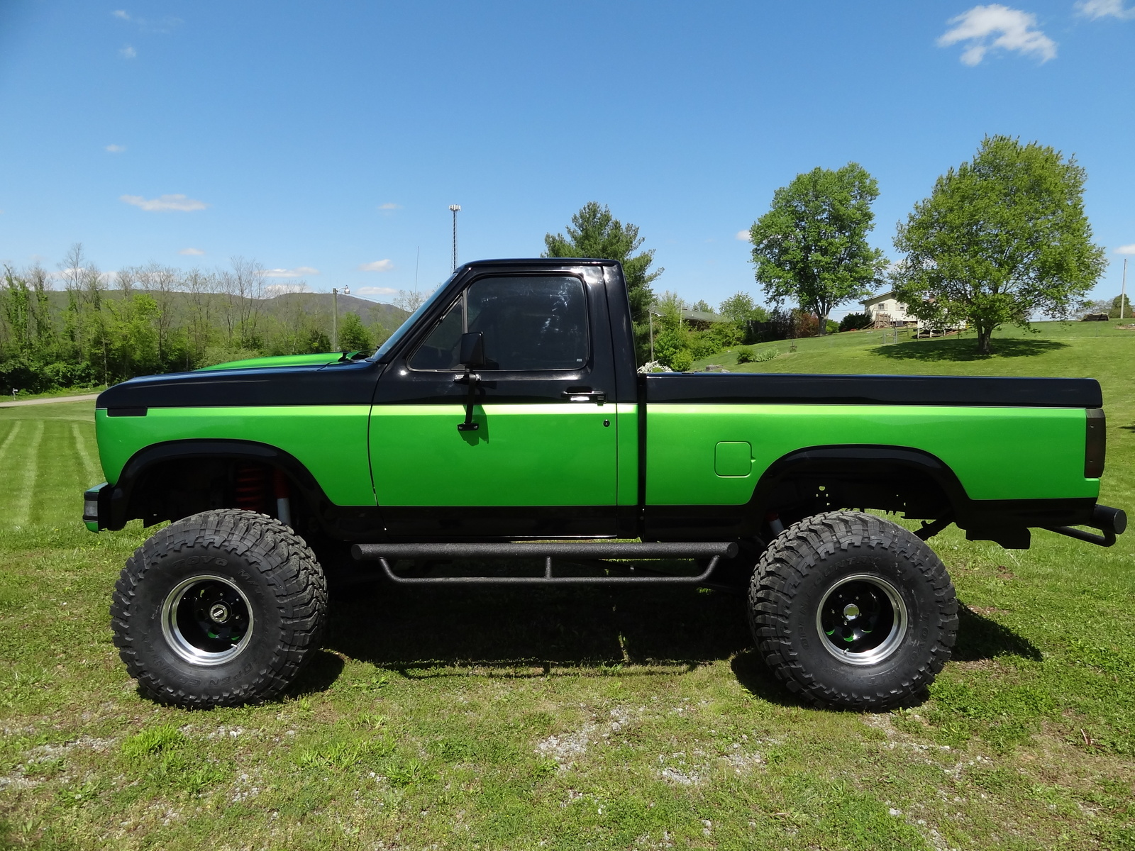 1986 Ford F-150 - Overview
