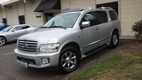 2004 Infiniti QX56 4 Dr STD 4WD SUV, Great family car, exterior
