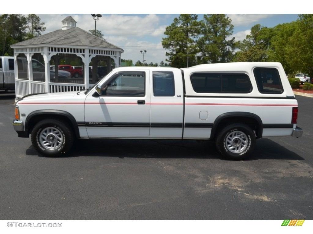Dodge Dakota Dr Le Wd Extended Cab Sb Pic X on 1992 Dodge Extended Cab