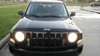2008 Jeep Patriot Overview