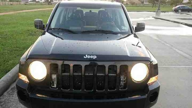 2008 Jeep Patriot User Reviews