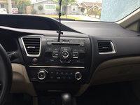 Picture of 2013 Honda Civic HF, interior