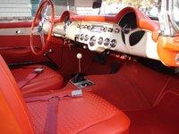Picture of 1957 Chevrolet Corvette Convertible Roadster, interior