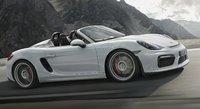 2016 Porsche Boxster Overview