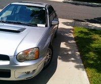 2004 Subaru Impreza WRX Overview
