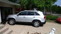 Picture of 2012 Kia Sorento LX 4WD, exterior, gallery_worthy
