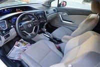 Picture of 2013 Honda Civic Coupe EX, interior