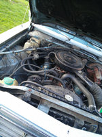 Picture of 1978 Chrysler Le Baron, engine