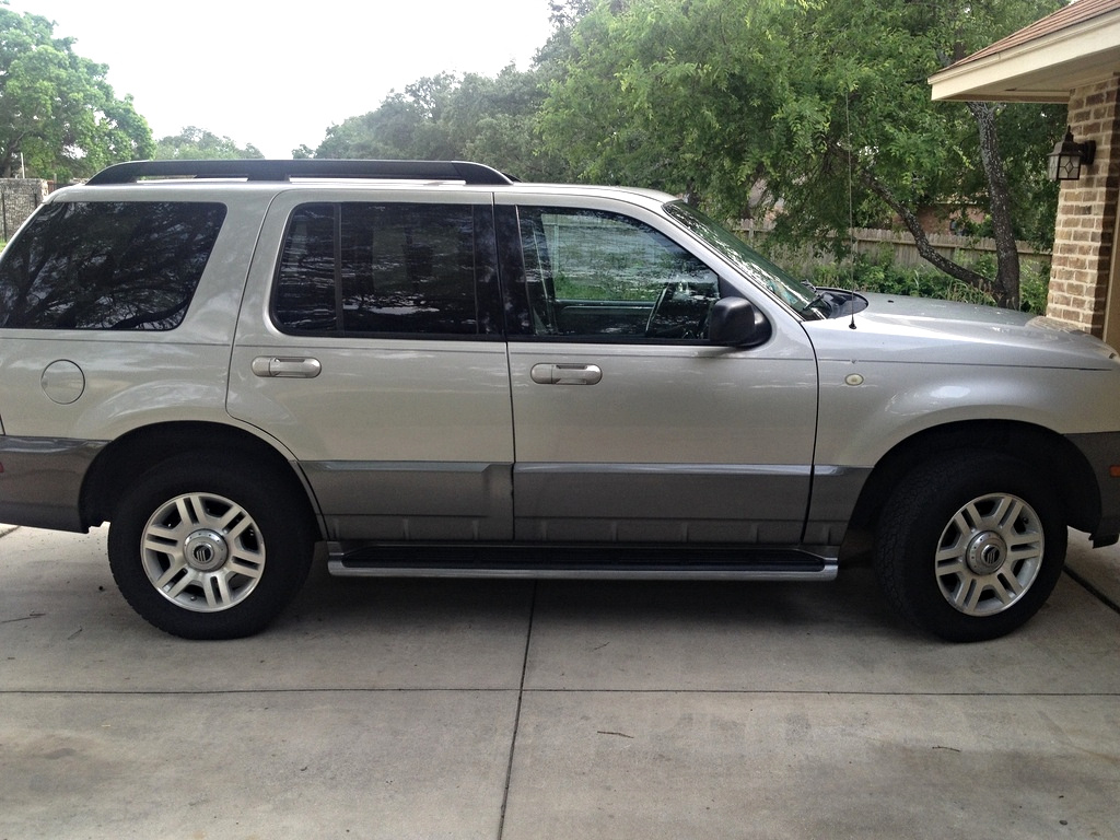 Picture of 2005 Mercury Mountaineer 4 Dr STD AWD SUV