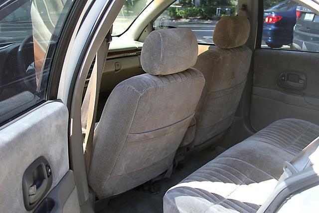 Picture of 2000 Chevrolet Lumina 4 Dr STD Sedan, interior