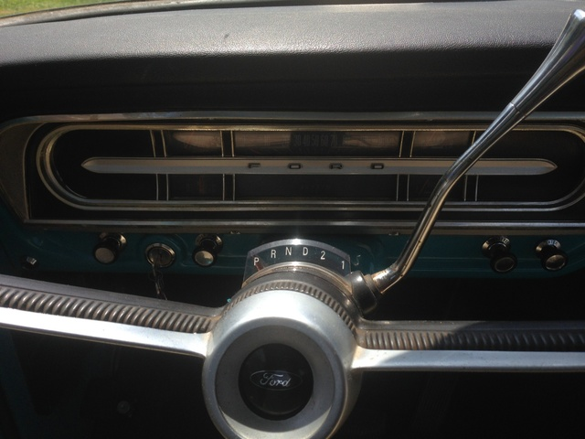 Picture of 1970 Ford F-100, interior, gallery_worthy