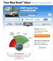 Picture of 2008 Toyota Prius Touring