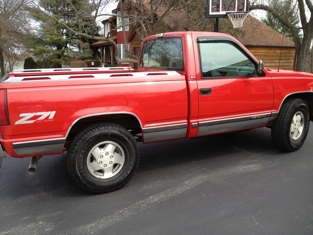 Picture of 1993 GMC Sierra C/K 1500