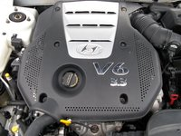 Picture of 2007 Hyundai Sonata Limited, engine