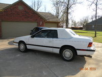 Picture of 1993 Chrysler Le Baron LX Convertible, exterior