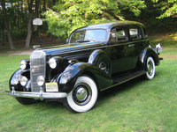 1936 Buick Century Overview