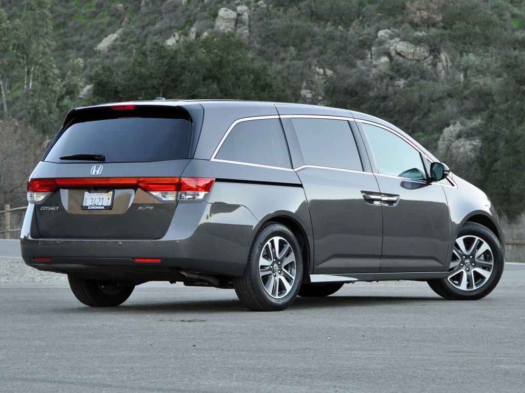 2015 honda odyssey touring elite exterior. Black Bedroom Furniture Sets. Home Design Ideas