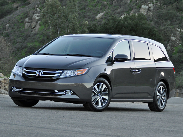 2015 Honda Odyssey Test Drive Review Cargurus