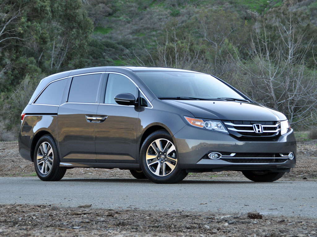 Honda Odyssey Touring For Sale Bc