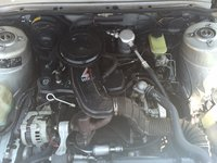 Picture of 1987 Oldsmobile Cutlass Ciera, engine
