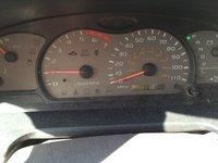 Picture of 2001 Toyota Sequoia SR5, interior