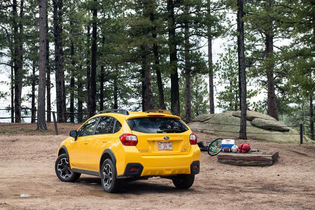 Picture of 2015 Subaru XV Crosstrek, exterior, gallery_worthy