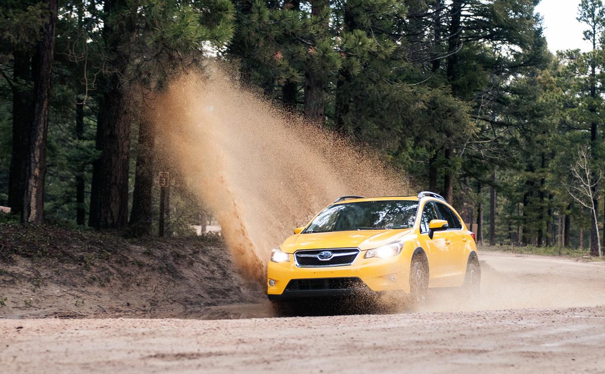 Picture of 2015 Subaru XV Crosstrek