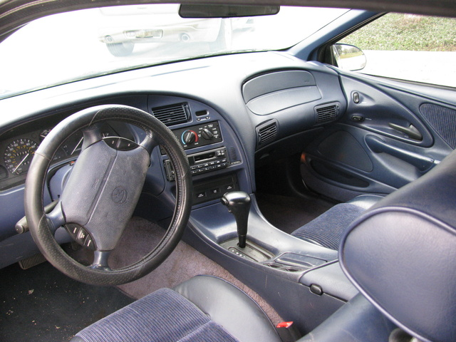Picture of 1994 Mercury Cougar 2 Dr XR7 Coupe, interior