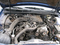 Picture of 1994 Mercury Cougar 2 Dr XR7 Coupe, engine